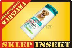 Happs szampon dla psa do sierści jasnej i5HG2