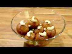 Gulab jamun (Bread) - Humaira's Kitchen