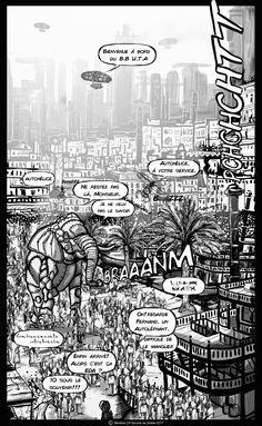 Sourire de Diable-Webcomic planche 10