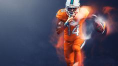85dee079d Miami Dolphins   NFL Color Rush uniforms for 2016 Thursday night games  photos Nfl Color Rush