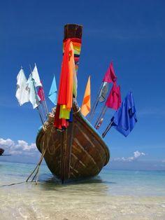 Southern Thailand beaches