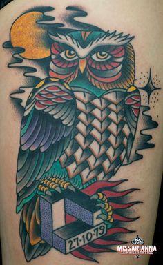 Tattoos By Miss Arianna  Skinwear Tattoo  Rimini, Italy