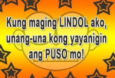 best cartoon pick up lines tagalog pang asar