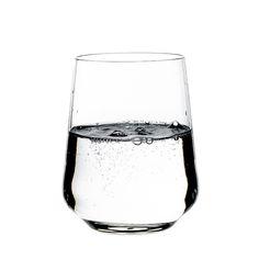 Essence tumbler, clear, set of 2