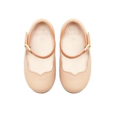 Soft leather maryjanes - Shoes - Baby girl - Kids - ZARA United States