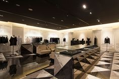 Those Floors | Peter Tay's Boutique for Salon by Surrender