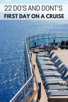 First day of cruise: Do's and Don'ts for Your First Day Onboard a Cruise Ship - caribbean cruise vacation travel tips Source by flashpackingamerica - Honeymoon Cruise, Bahamas Cruise, Cruise Travel, Cruise Vacation, Vacation Travel, Family Cruise, Carnival Cruise Bahamas, Greece Cruise, Nassau Bahamas