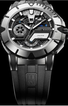 Harry Winston Ocean Sport Chrono