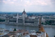 Exploring UNESCO's World Heritage Sites | Parliament from the Castle quarter, Budapest, Hungary | UNESCO World Heritage Site