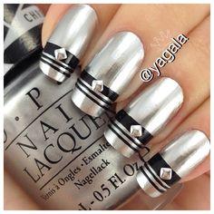 Instagram photo by yagala #nail #nails #nailart