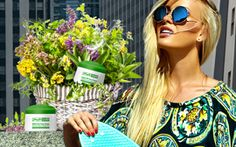 """Презентации Fitokod- """"green"""" cosmetics with UV factor to protect your skin from photo-aging and pigmentation"""