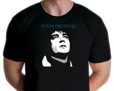 Elvis Presley - Devotion T-shirt Design by graphic artist Jarod Available from www.rocknprint.nl