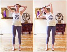 Tenhle cvik vám pomůže pročistit hlavní cévy lymfatického systému; Marie Bartošová