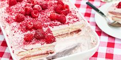 Tiramisu, Pie Dessert, Sweet Desserts, Gelato, Nom Nom, Cake Recipes, Raspberry, Sweet Treats, Cheesecake