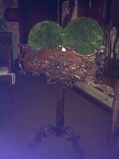 Black Forest Planter  #ashersantiques #antiques www.ashersantiques.com