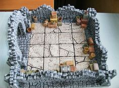 #miniaturegaming #miniaturegamingterrain #DundegonsandDragons