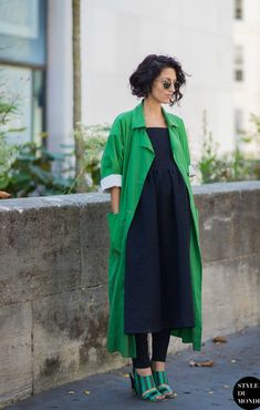 inspiration: the long coat