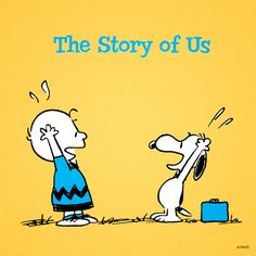 The story of us.