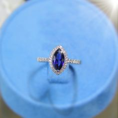 PARMAĞINIZDA ZARAFETE YER AÇIN Sapphire, Photo And Video, Rings, Instagram, Jewelry, Jewlery, Jewerly, Ring, Schmuck