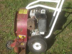 Giant-Vac Leaf Blower 8 Horse Power Engine