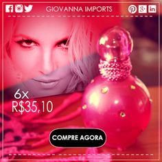 Perfume Fantasy Britney Spears 100ml na Giovanna Imports!  #perfumes #importados #cute #britneyspears #fantasy #feliz #mulheres #igers #santos #sp #minas #femininos #gi #gicheirosa #gilove #giovannaimports #perfumados #cute #amor