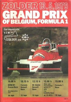 Life is driving. F1 Posters, Poster Ads, Vintage Banner, Belgian Grand Prix, Bmw M1, Vintage Racing, Vintage Auto, Racing Events, School Posters