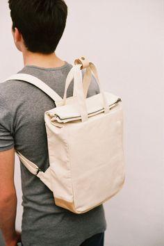 From IAMTHELAB.com Eye Feast: Handmade Bags from Thisispaper