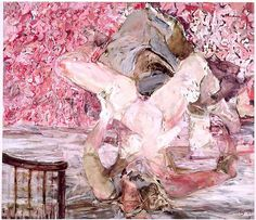 CECILY BROWN http://www.widewalls.ch/artist/cecily-brown/ #contemporary #art #abstractexpressionism