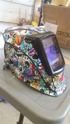 Miller digital elite welding helmet with wrap