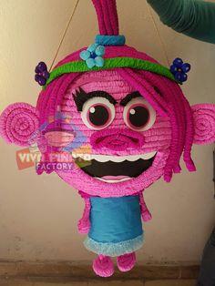 #Piñata #Poppy #Trolls  Cada uno de nuestros diseños es único y basados en la imágenes de cada cliente.