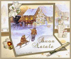 post per gli auguri di Buon Natale