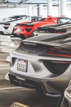 themanliness:  Porsche918 Gang   Instagram   Alf Watch Company https://bravoloto.app.link/2Jk0UbzgfE