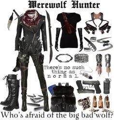 polyvore werewolf - Google Search