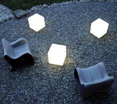 cube outdoor wireless by one foot taller   notonthehighstreet.com