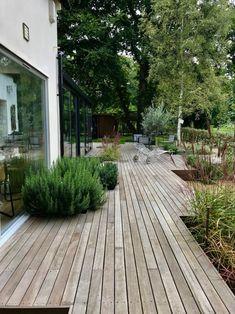 Lakeside a Nordic style garden - Hendy Curzon Gardens