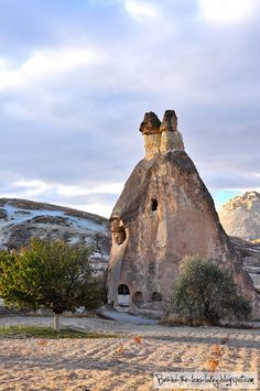 For rent! Goreme Turkey #travel #photography