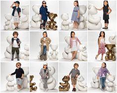 Gucci linha infantil para meninos e meninas