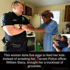 Funny, Memes, Pictures: Faith In Humanity Restored – 16 Pics - Daily LOL Pics Sweet Stories, Cute Stories, Angel Stories, Happy Stories, Beautiful Stories, Human Kindness, Kindness Matters, Touching Stories, Gives Me Hope