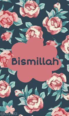 First post, Bismillah  #islam#moslem  @Lsyafa