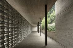 Yangshuo Sugar House in Guilin, China by Vector Architects | Yellowtrace Historical Architecture, Contemporary Architecture, Shading Device, Concrete Bricks, Keep The Lights On, Guilin, Adaptive Reuse, Ideal Tools, Best Hotels