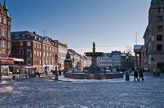 Gammeltorv, Copenhagen - Denmark