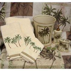 jcpenney.com   Paradise Palm Bath Collection