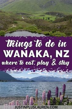 The Best Things to Do in Wanaka New Zealand: Where to Play, Eat, and Sleep in Wanaka #NewZealand #Wanaka #Travel #Itinerary #ThingsToDo #TravelPlans