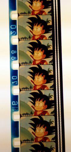 Dragon Ball #DragonBall #1980s #80s #anime #Toei #SonGoku #Goku #16mm
