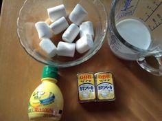 マシュマロとQBBチーズでレアチーズケーキ レシピ・作り方 by アリエルmf666|楽天レシピ