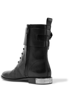 73f22e7ea6 Shop on-sale Marc by Marc Jacobs Leather ankle boots. Browse other discount  designer