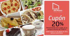 Imprime este cupón y disfruta de la #CocinaCasual en el...