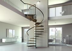 From modern to traditional, floating to space-saving, we've rounded up the best staircase design ideas to take your treads to new heights Lofts, Staircase Design, Staircase Ideas, Space Saving, Cosy, Capri, Stairs, Stylish, Home Decor