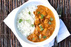 Crockpot Chicken Tikka Masala - The Defined Dish - Whole30