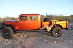 (2) Desert Power Wagons LLC - Home Old Dodge Trucks, Diesel Trucks, Cool Trucks, Pickup Trucks, Cool Cars, Dodge Cummins, Lifted Dodge, Lifted Trucks, Legacy Power Wagon